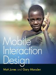 mobile interaction design pdf personal digital assistant