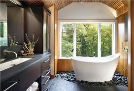 relaxing bathroom ideas rocks in the bathroom 12 beautiful design ideas