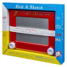 amazon com etch a sketch classic toys u0026 games