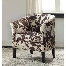 linon home decor simon udder madness microfiber club arm chair linon home decor simon udder madness microfiber club arm chair
