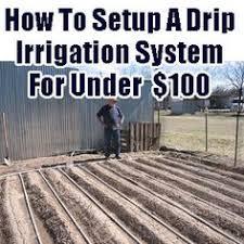 garden grid drip irrigation system offers quick u0026 convenient
