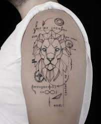 cool lion tattoo inkstylemag