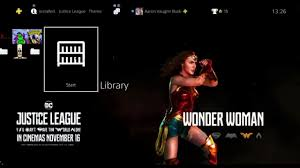ps4 themes harley quinn justice league free ps4 theme youtube