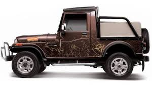 mahindra jeep india new model mahindra thar special adventure edition launched in india