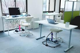 Office Desk Exercise 7 Benefits Of Using Desk Exercise Equipment Hovr