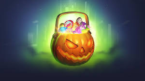 overwatch halloween background video see overwatch s halloween skins new co op pve brawl detailed