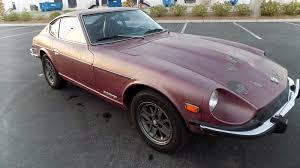 1974 nissan 260z straight driver 1974 datsun 260z