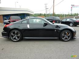 nismo nissan 350z 2007 magnetic black pearl nissan 350z nismo coupe 33986788