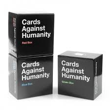 best cards against humanity blue green box set 3 store