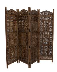 Moroccan Room Divider Moroccan Wooden Style Screen Room Divider Moroccan Bazaar