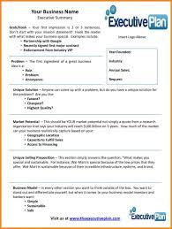 9 business plan executive summary template farmer resume sample