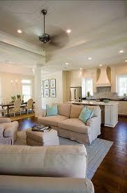 open concept kitchen and living room dcor modernize modern wood