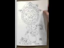 mary engelbreit coloring pages mary engelbreit u0027s color me coloring book paperback youtube