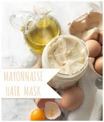 Is Mayonnaise Good For Hair Growth Mayonnaise Hair Treatment