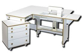 Quilting Cutting Table by Sewing Machines