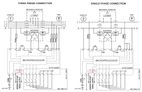automatic transfer switch control module build your own change