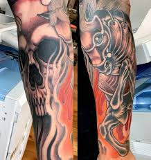 top 60 best tattoos for inferno of designs