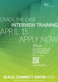 bcg the case interview training 2016 club 307