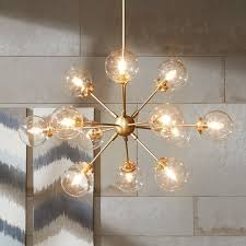Sputnik Chandelier Langley Benites 12 Light Sputnik Chandelier Reviews Wayfair