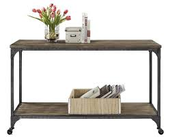Kitchen Console Table With Storage Console Table With Storage Baskets Console Cabinet Modern Ikea