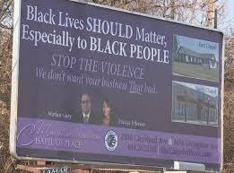 funeral homes columbus ohio columbus ohio funeral home billboard targeting black homicides