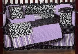 Purple Bedding For Cribs Furniture Purple Baby Bedding Purple Baby Nursery