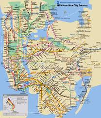 Mta Subway Map Nyc by Fantasy Nyc Subway Map V4 By Sfong213768 On Deviantart