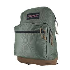 Muted Green by Jansport Green Backpack Crazy Backpacks