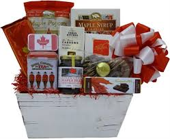 canada gift baskets best canadian gifts photos 2017 blue maize