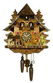 furniture fascinating design of cuckoo clock for charming home