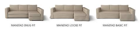 housse canapé manstad housse canapé manstad 55 images housse de canapé et fauteuil