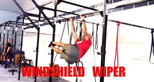 Floor Wipers 50 Reps by Windsheild Wipers Technique Paradiso Crossfit Youtube
