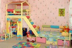 Toddler Bedroom And Playroom Design Room Decorating Ideas - Girls toddler bedroom ideas
