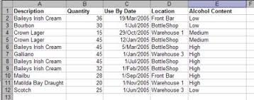 excel vba create worksheets for each item in an excel table of data