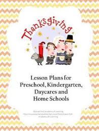 free thanksgiving preschool activity pack theme fall
