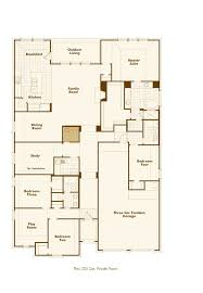 plan 203 by highland homes long meadow farms