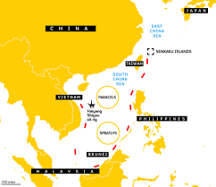 South China Sea Map by Why The South China Sea Is The Latest Global Flashpoint U2013 Channel