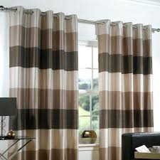 Brown Patterned Curtains Brown Curtains Living Room 100 Images Naturally Warm Brown