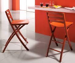 Chaises De Cuisine Rouge by Chaise Bar Pliante Cuisine En Image