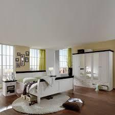 lyngby schlafzimmer set 4 teilig kiefer massiv home24