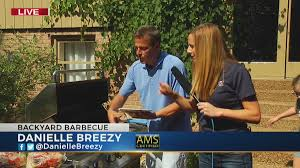 danielle breezy u0027s backyard barbecue oak hill wkrn news 2