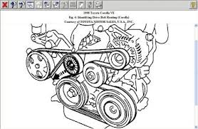 1998 toyota corolla engine diagram 1993 toyota corolla engine diagram questions with pictures fixya