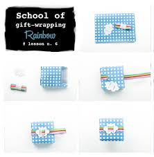 what about a funny gift packaging the u201crainbow kit u201d is the answer
