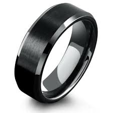 black wedding rings the 25 best black wedding rings ideas on black