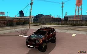 srt8 jeep modified grand cherokee srt8 camo for gta san andreas