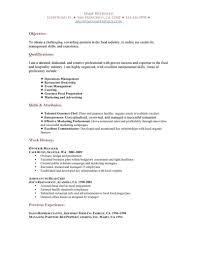 Busboy Job Description Resume by Waitress Duties On Resume Virtren Com