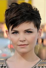 haircut pixie on top long in back ginnifer goodwin short pixie hairstyle haircuts singular hair