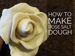 salt dough no bake no mold