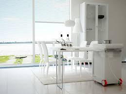 White Plastic Kitchen Chairs - majestic folding kitchen island furniture with milk glass globe