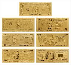 aliexpress com buy sae fortion golden color banknote fake money
